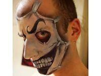 Halloween makeup, special fx