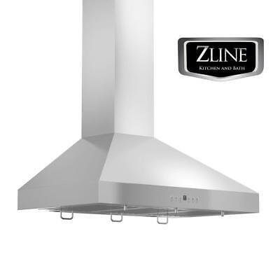 """30"""" NEW ZLINE WALL MOUNT RANGE HOOD kitchen LED STAINLESS STEEL KL3-30-400"""