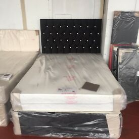 "MEMORY ORTHO MATTRESSES 10 "" THICK + FREE DELIVERY"