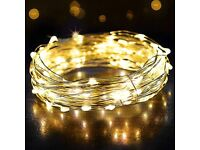 Fairy string Lights 12m/39ft 120 LEDs Indoor/ Outdoor