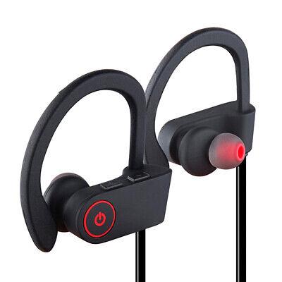 Wireless Bluetooth Headphones Sport Running Super Bass Earphones Stereo