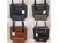🍃 Dallas Handbag and Purse Set 🍃