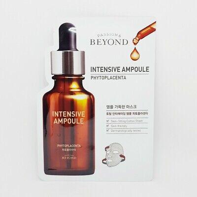 [Beyond] Intensive Ampoule Mask Phytoplacenta 22ml x 5pcs Anti-Aging K-Beauty