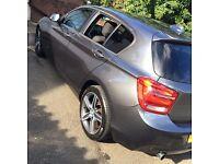 BMW 1 Series Hatchback F20 & F21 1.6 116i Sport 5dr