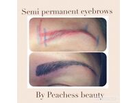 Semi permanent makeup £79!