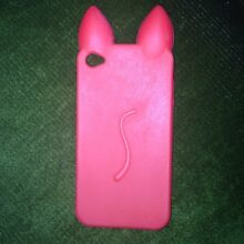 4 iPhone 4/4s cases almost brand new Coombabah Gold Coast North Preview