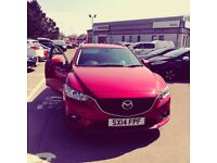 Mazda 6 Estate 2.2 Eco