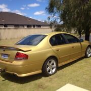 2005 Ford Falcon X-R6 Broadwater Busselton Area Preview