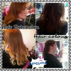 Freelance Fully Qualified Hair Colourist, Weft Extension Makeup& Beauty