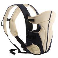 Mochila Portabebes Recien Nacido Ajustable 0-13kg Baby Carrier Sling Wrap -  - ebay.es