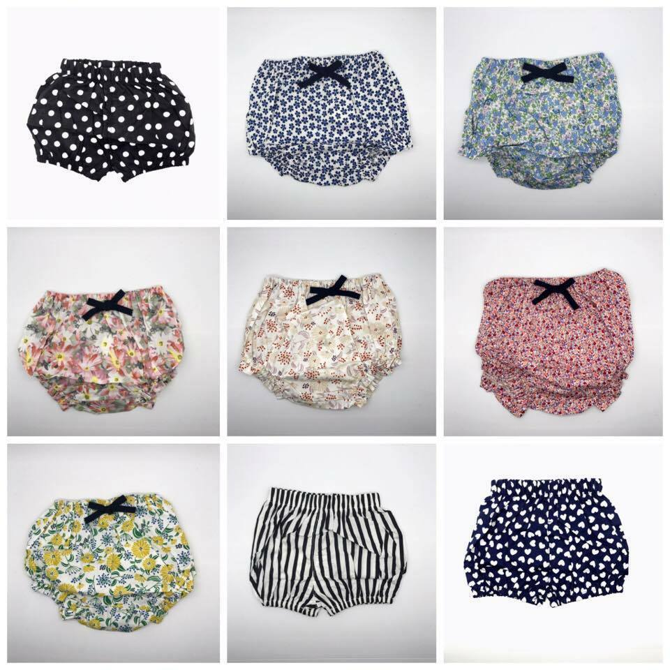 Baby Bottoms Shorts Bloomer Diaper Cover Nappy Pattern Toddler 9 -12 months 80cm