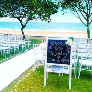 Perth Outdoor Wedding Ceremony setup Perth Perth City Area Preview