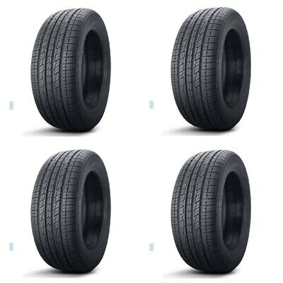 4- NEW Kumho Solus KL21 235/60R18 BEST wearing tires