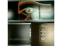 The Sisters Of Mercy ‎– More, VG, CD limited edition single, released ‎in 1990, Goth, Punk
