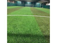 FOOTY IS BACK! PLAY FOOTBALL CANARY WHARF POWERLEAGUE - 5 A SIDE 8pm Tuesday - players wanted