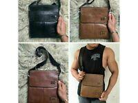 Montblanc Messenger Bag/ Pouch/ Designer/ Mens/ Clothing/ Unisex