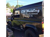 Mobile Welding Service **CW WELDING**