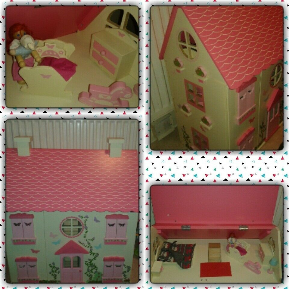 ~ Doll house by George !!! ~