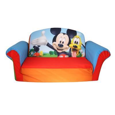 Disney Mickey Mouse Club House Marshmallow Furniture Children