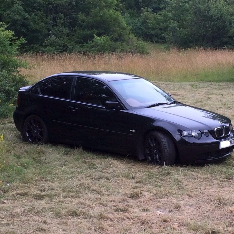 bmw e46 325ti compact sport 6 speed manual 192 hp in pulborough west sussex gumtree. Black Bedroom Furniture Sets. Home Design Ideas