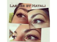 PROFESSIONAL EYELASH EXTENSIONS IN OXFORD classic and volume