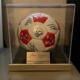 Aberdeen signed football