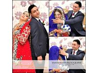 Asian wedding Photography & Videography in Manchester Oldham Rochdale Blackburn Nelson Photographer