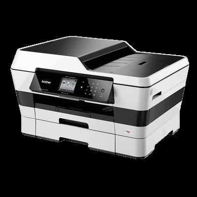 Brother MFC-J6720DW 4in1 WLAN/LAN Multifunktionsgerät A3 Duplex Drucker Kopierer