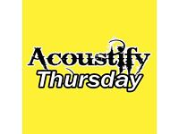 Richmond Open Mic - Every Thursday