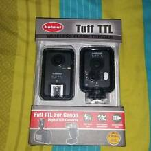 Tuff TTL Wireless Flash Trigger for Canon RRP $169 Byron Bay Byron Area Preview