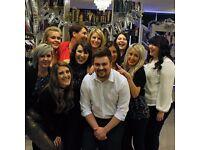 Hair Stylist required for Croydon Award winning Salon