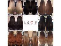 Hair extensions leeds/Wakefield/castelford