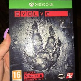 Evolve Game for XBOX ONE