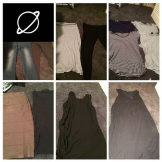 Size 14 maternity clothing bundle  Valentine Lake Macquarie Area Preview
