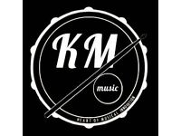 Professional Drum Lessons, Music Theory & Music Technology Tuition - K M Music