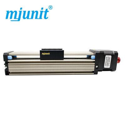 Mjunit 3d Printer Z Axisshaft Guideleadingscrewrod 150mm Stroke Linear Rail