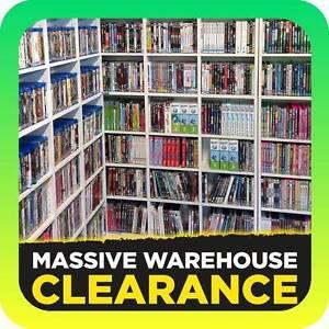 MASSIVE DVD & BLURAY SALE $1 DVDS $5 BLURAYS - BARGAIN!!! Tullamarine Hume Area Preview