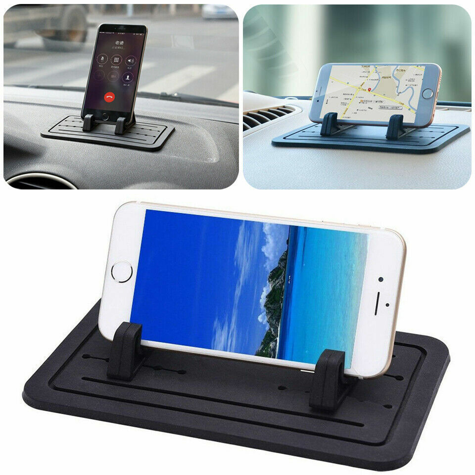 Sticky Silicone Pad Car Dashboard Mount Holder Cradle for Cell Phone Universal Cell Phone Accessories