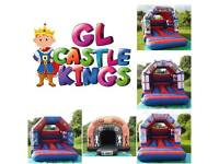 Bouncy Castle Hire Covering Birmingham & The Black Country