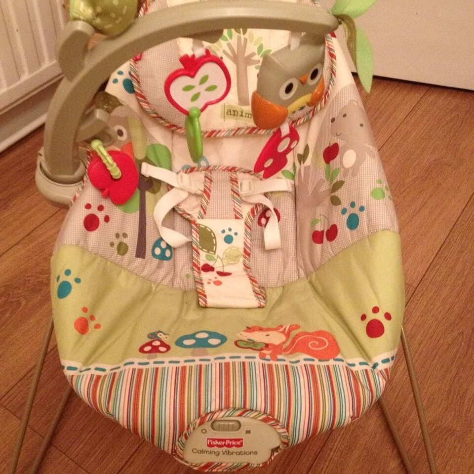 * Fisher Price Baby Bouncy Chair *
