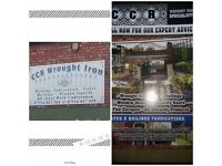 Wrought iron specialist (CCR Wrought Iron) (Welder)