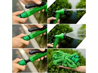 Expandable Antifreeze Garden Water Hose Pipe Spray Nozzle