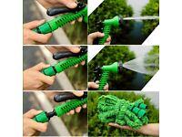 Expandable Antifreeze Garden Water Hose Pipe Spray Nozzle