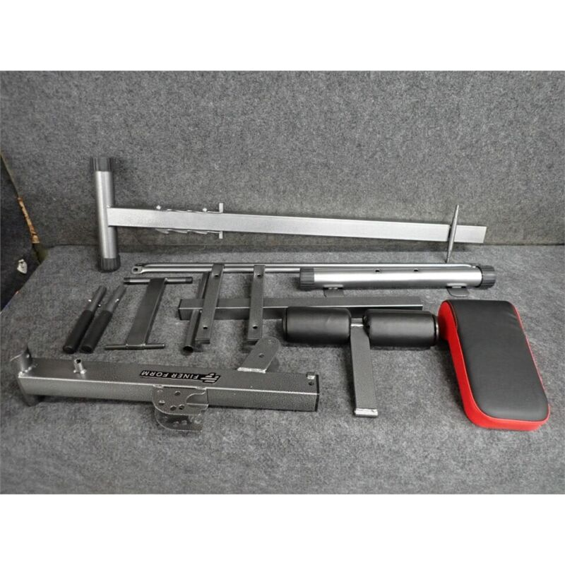 Finer Form FF-TB011384 Multi-Functional Weight Bench*