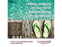 Cambridge Weight Plan with Amy C