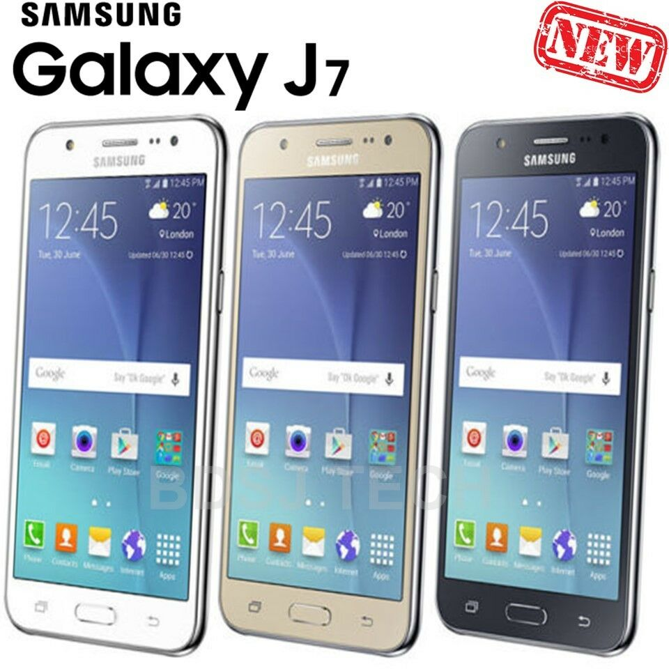 Samsung Galaxy J7 Neo (16GB) J701M, 4G 5.5
