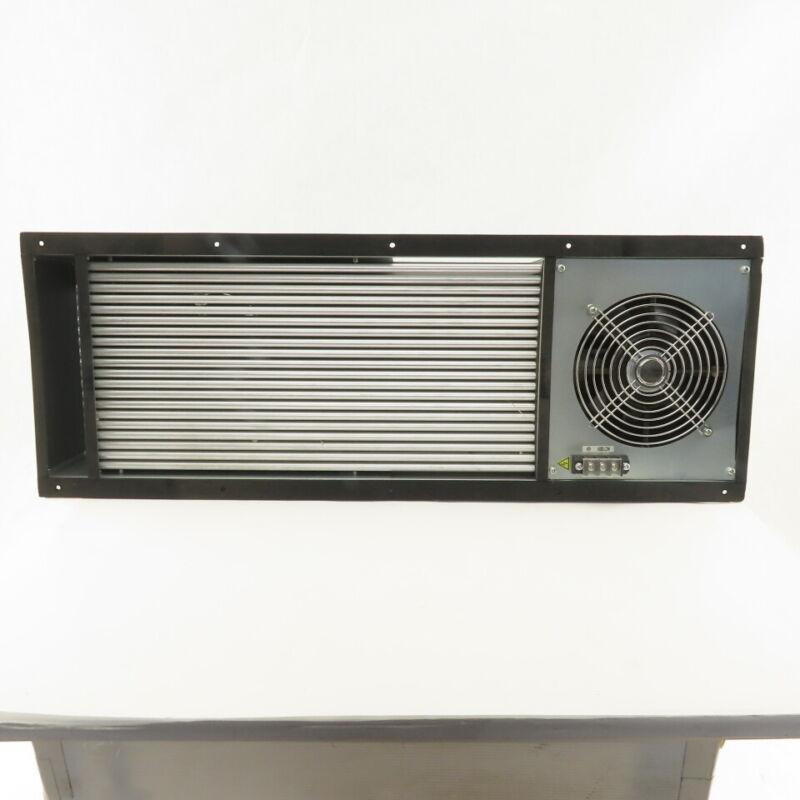 Maruyasu TCHS0-35B1A 100V 50/60Hz Electrical Panel Mount Heat Exchanger