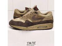 "Nike air max 1 ""shima shima"" uk 11 us 12 - patta atmos supreme"