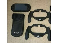 x2 Sony PS Vitas and Accessories- Can sell seperately