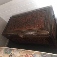 Camphor Wood Chinese Chest Hunters Hill Hunters Hill Area Preview